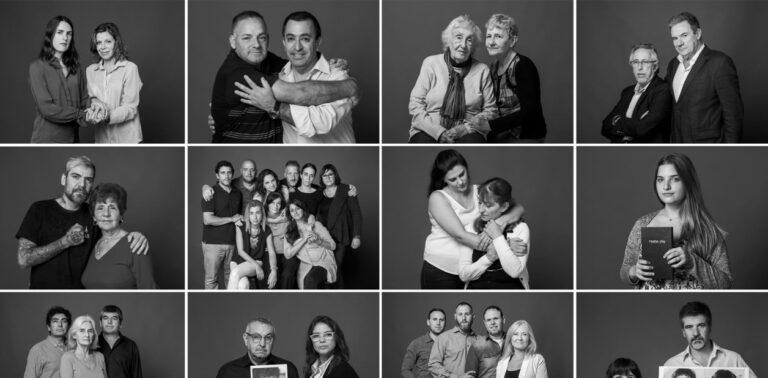 Veinticinco :Una exposición que busca mantener viva la memoria y el reclamo de justicia