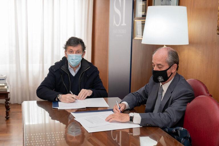 San Isidro y escribanos de CABA firman convenio para agilizar trámites